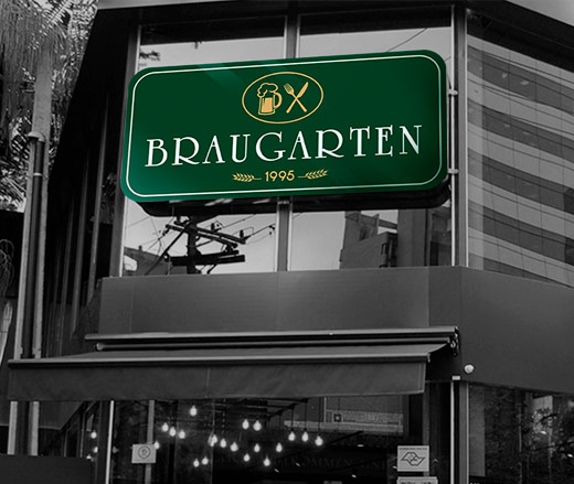 Braugarten – Nova Marca