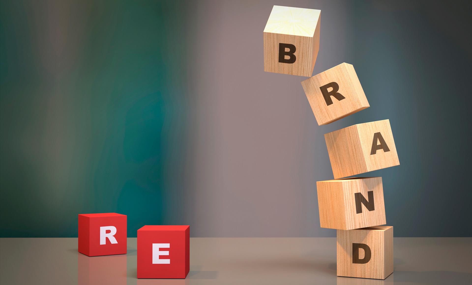 Quais são as diferenças de Branding e Rebranding?